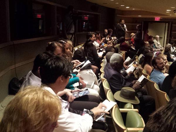 Opera Philadelhia Social Media Night - 6.3.15