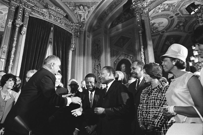 Voting Rights Act - 8.6.65