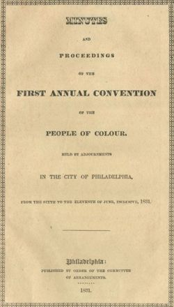 1831 Convention