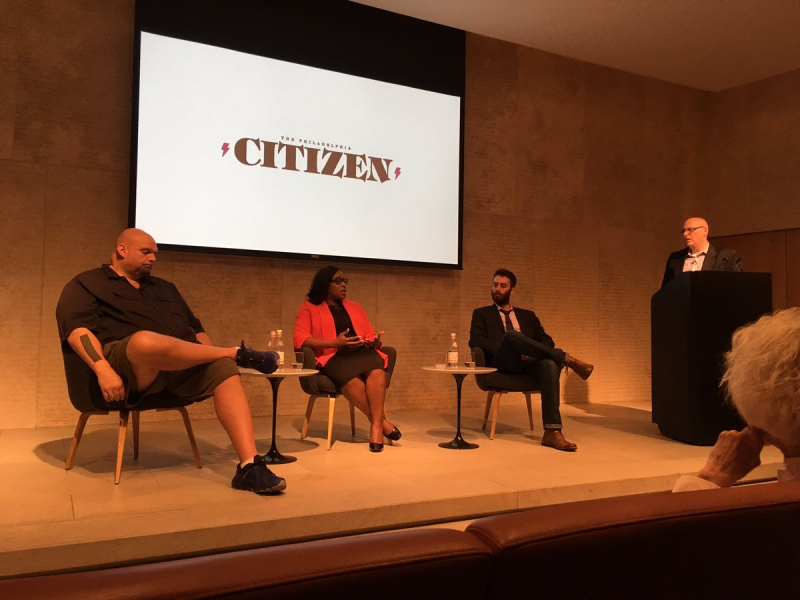 Philadelphia Citizen Panel Discussion