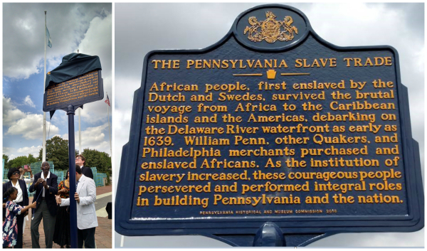 Historical Marker Collage - Feature