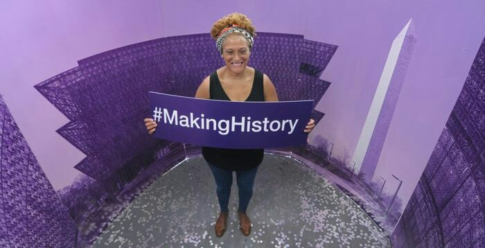 #MakingHistory - Facebook