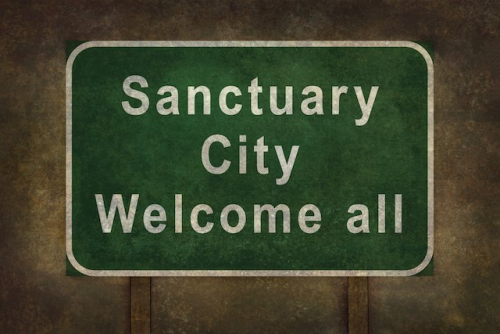 Sanctuary City - Welcome All