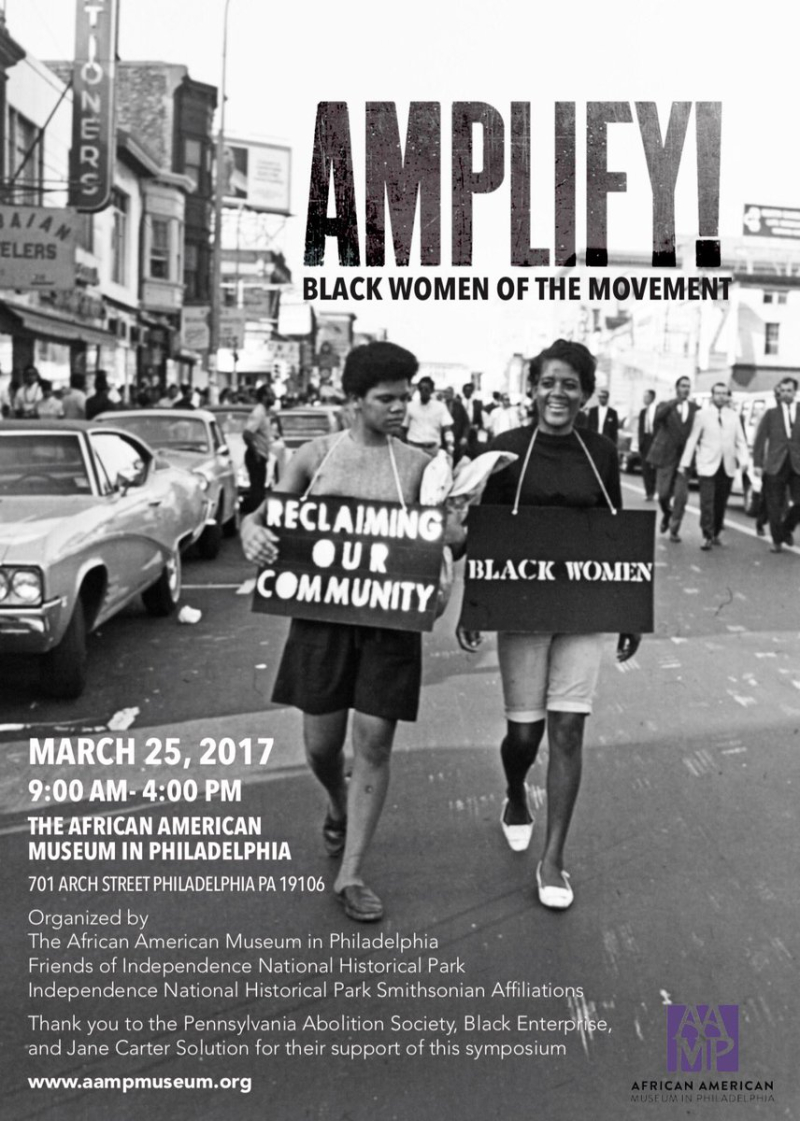 Amplify! Black Women of the Movement - Feature