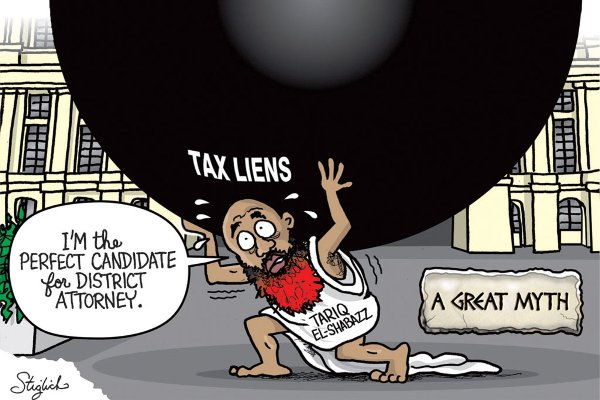 Tariq's Tax Liens