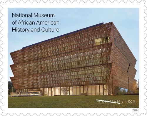 NMAAHC Forever Stamp