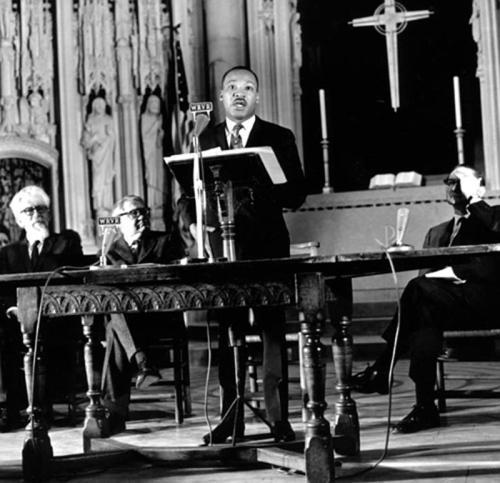 MLK-at-RC-4Apr1967-Riverside-Church-April 4  1967