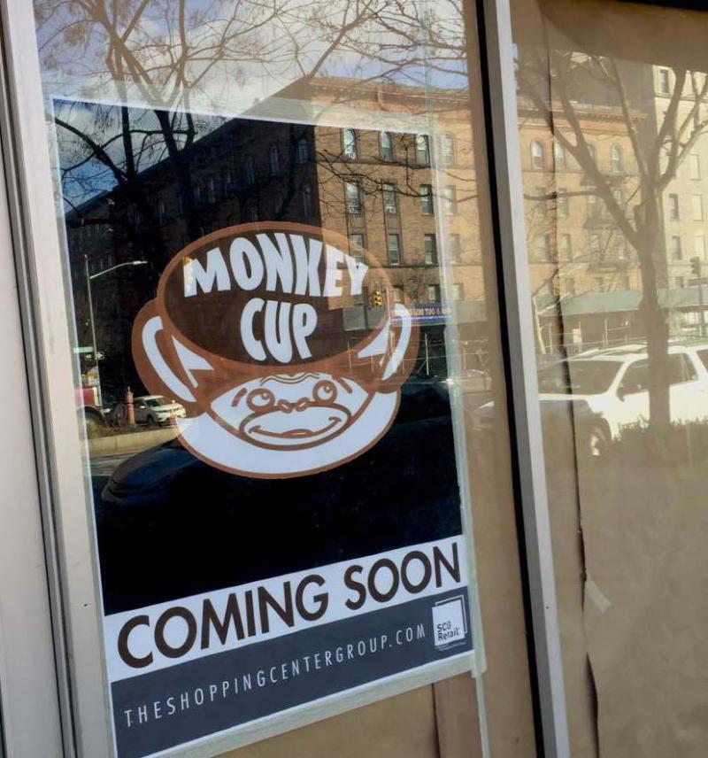 Monkey Cup Coffee Shop - Harlem