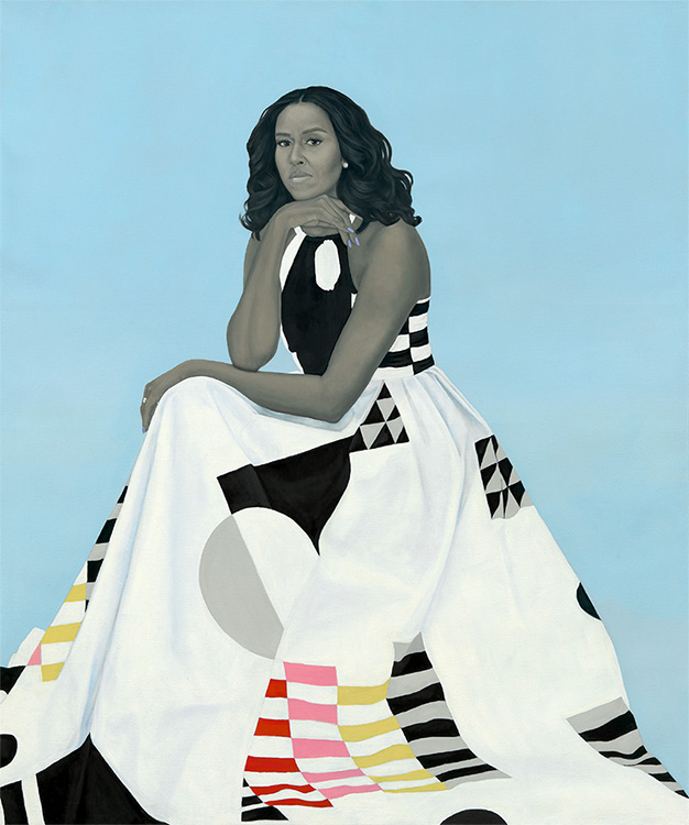 Michelle Obama - NPG