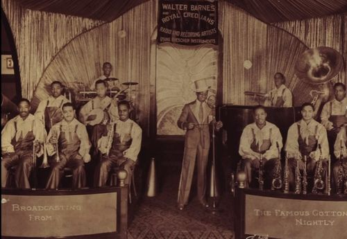 Walter Barnes and his Creolians