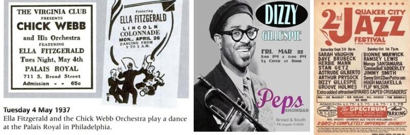 Jazz 100 Collage