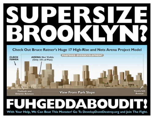 Supersize Brooklyn