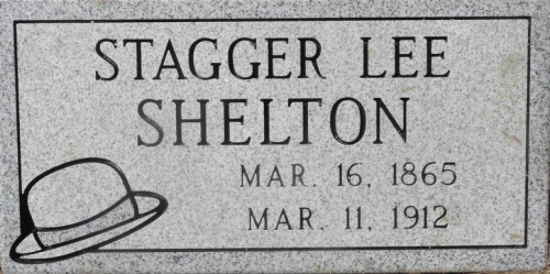 Stagger Lee - Greenwood Cemetry