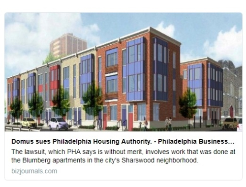 If Domus Wins Its Case, The Cost For One Unit Of LIHTC Funded Public Housing  Could Be More Than $400,000. To Put PHAu0027s Construction Costs In Context, ...