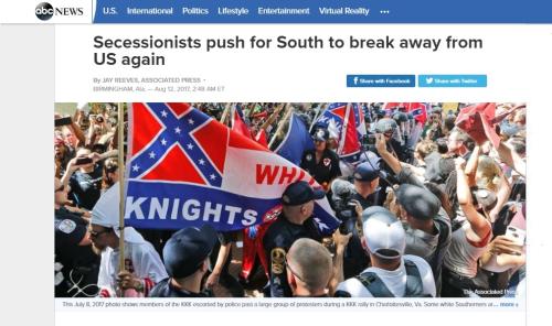 #NoConfederate - ABC News