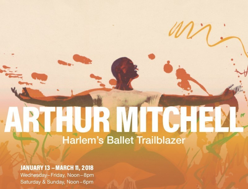 Arthur Mitchell - Wallach Art Gallery