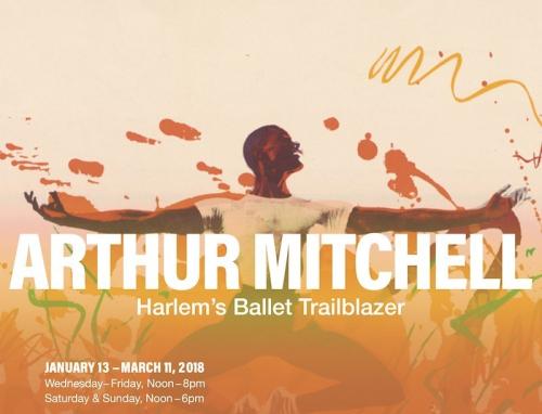 Arthur Mitchell - Wallach Art Gallery