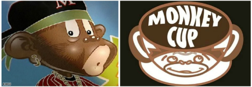 Monkey Cup Collage