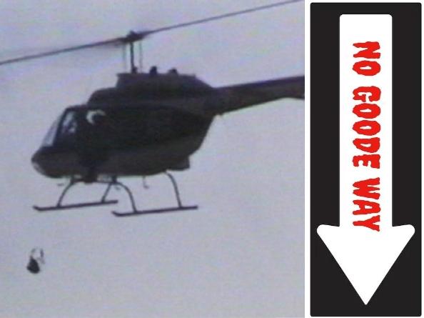 #NoGoodeWay Collage