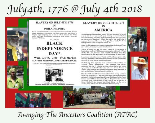 ATAC- July 4th