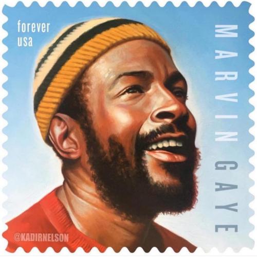 Marvin Gaye - Forever Stamp2