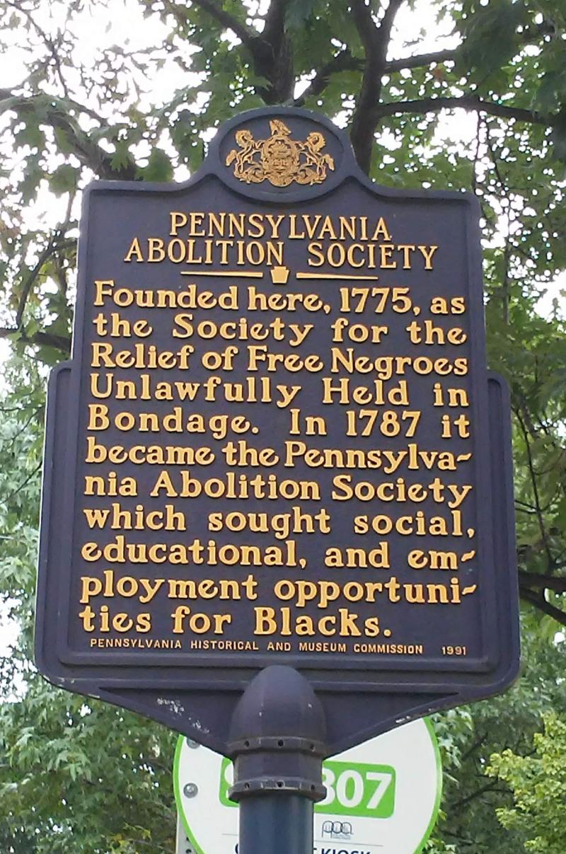 Pennsylvania Abolition Society