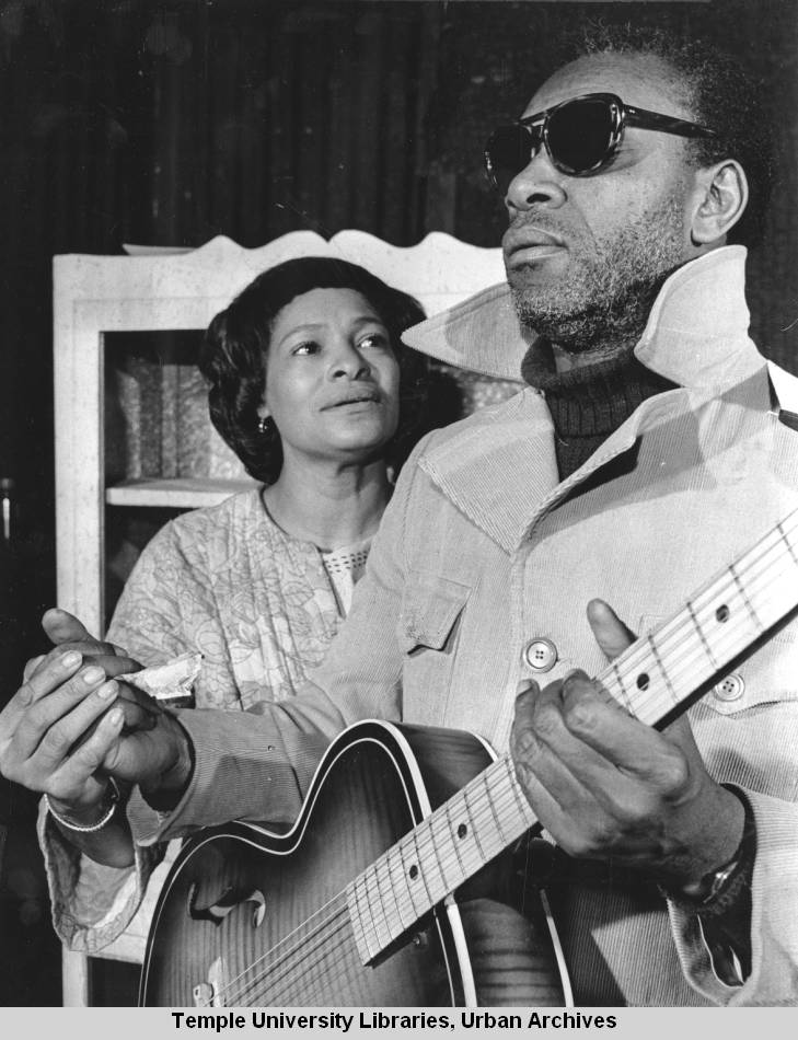 Playhouse in the Park - Moses Gunn - Frances Foster - The Sty of the Blind Pig