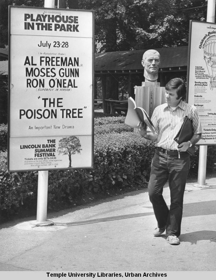 Playhouse in the Park - The Poison Tree