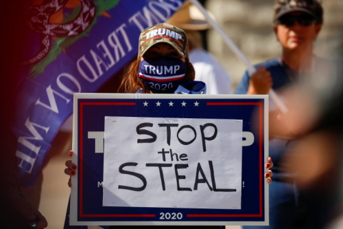 Stop the Steal - 2020