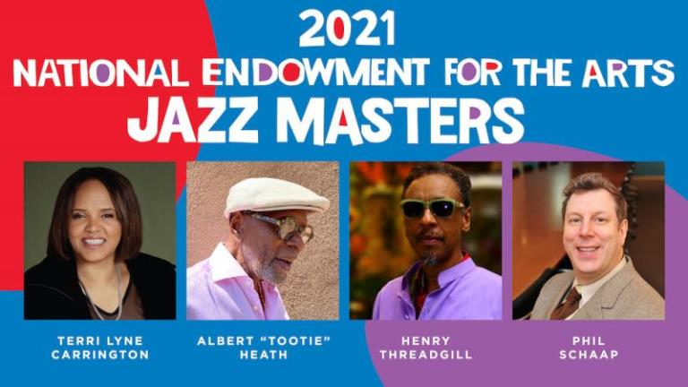 2021 NEA Jazz Masters