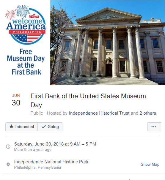 First Bank of the United States - Facebook - June 30  2018