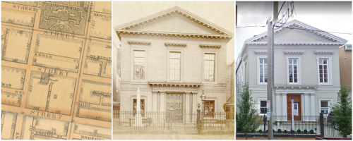 William Still's Philadelphia - Lombard Central Presbyterian Church Collage2
