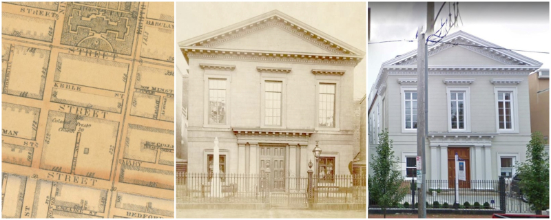 William Still's Philadelphia - Lombard Central Presbyterian Church Collage2