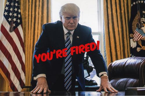 Donald Trump - You're Fired