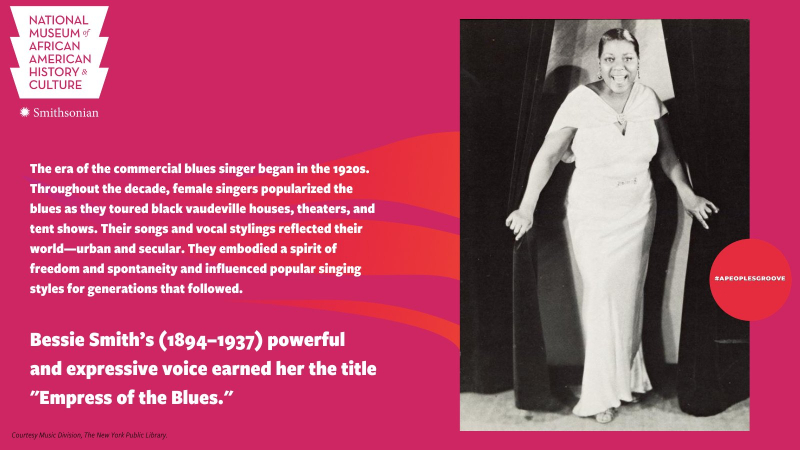 Bessie Smith - NMAAHC