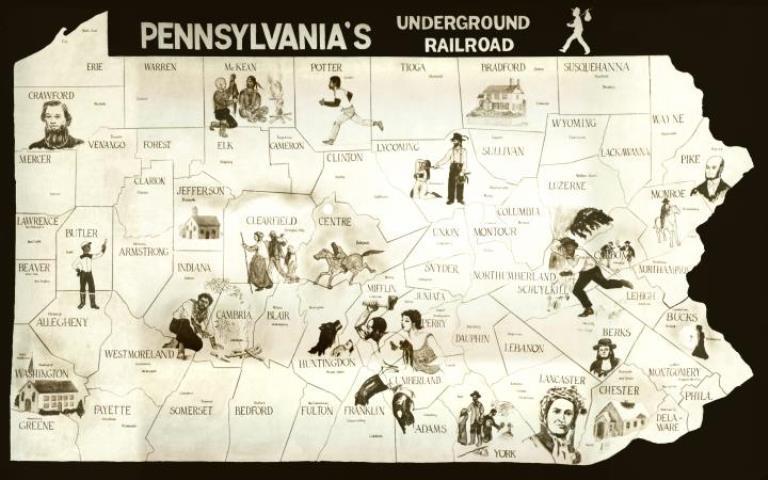 Pennsylvania's Underground Railroad