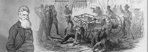 John Brown - Harpers Ferry Raid - October 16  1859