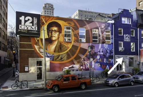 208 S 12th Street - Overlay