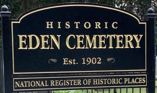 Historic Eden Cemetery