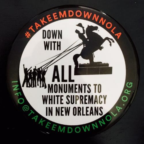 #TakeEmDownNola