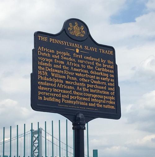 Pennsylvania Slave Trade