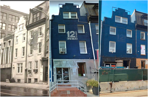 Henry Minton House Collage - March 22  2021
