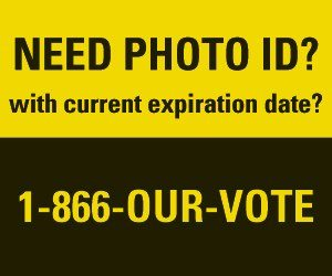 Cost of Freedom Voter ID App