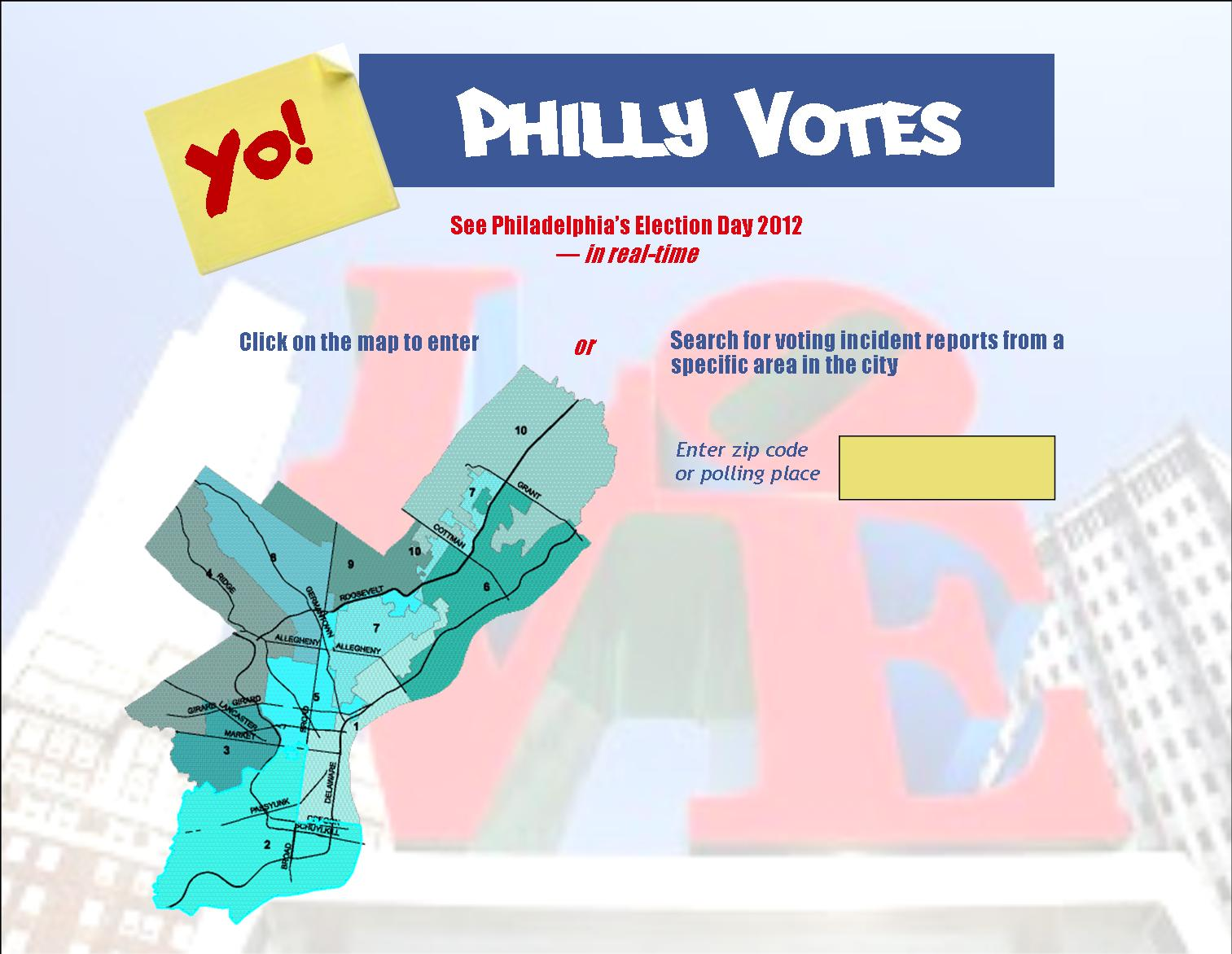 Yo! Philly Votes